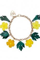 Buttercup Charm Bracelet