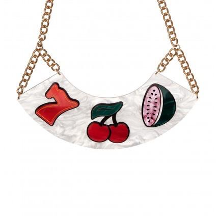 Fruit Machine Necklace