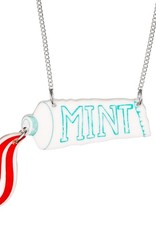 Toothpaste Necklace