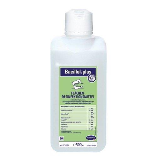 Bacillol oppervlakdesinfectie 500 ml