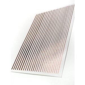 TS Products TS striping tape rosé goud