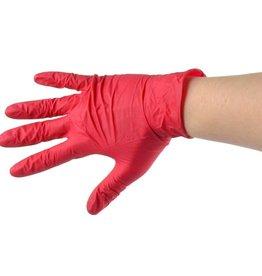 Handschoen Rood maat M