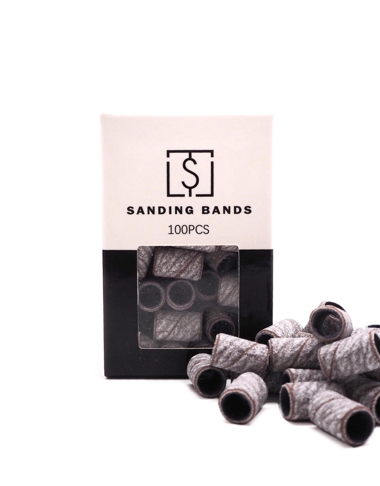 TS Products TS schuurrolletjes grof (100 stuks)