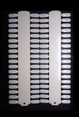 kleurenstaal rechthoek (72x)