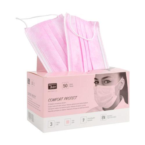 gezichtsmasker rose