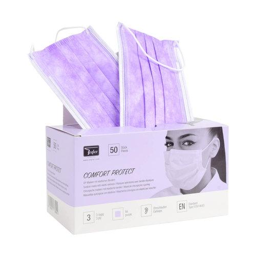 gezichtsmasker lavendel