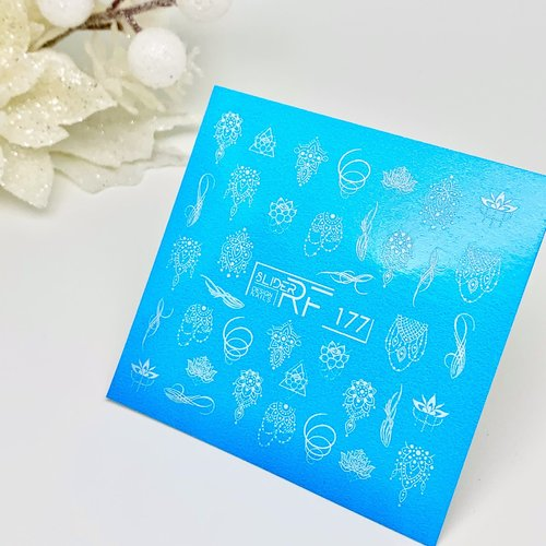 TS Water decal 177