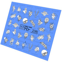 TS Water decal 238