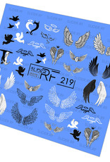 TS Water decal 219