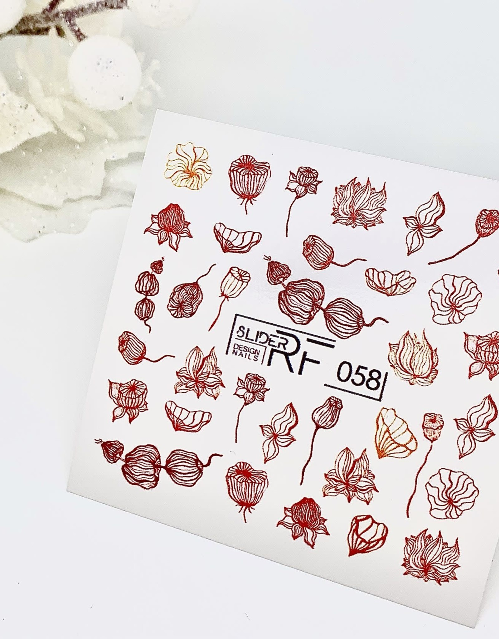 TS Water decal 058
