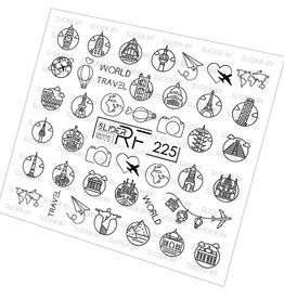 TS Water decal 225