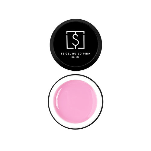 TS Products TS Build Gel Pink (30ml)