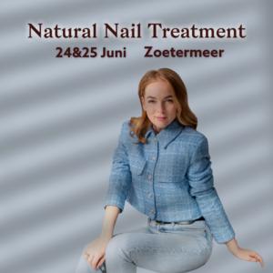 NNT Natural Nail Treatment 24 & 25 juni