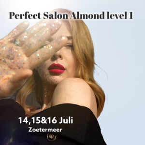 PSA 01 Perfect Salon Almond level 1 - 14, 15, 16 juli