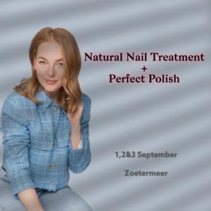 NNT Natural Nail Treatment + Perfect Polish 1, 2 & 3 sept