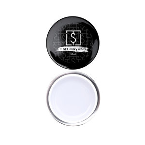 TS Products T-GEL Milky White in pot (30 ml)