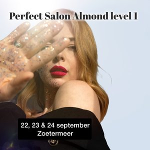 PSA 01 Perfect Salon Almond level 1 - 22, 23, 24 September