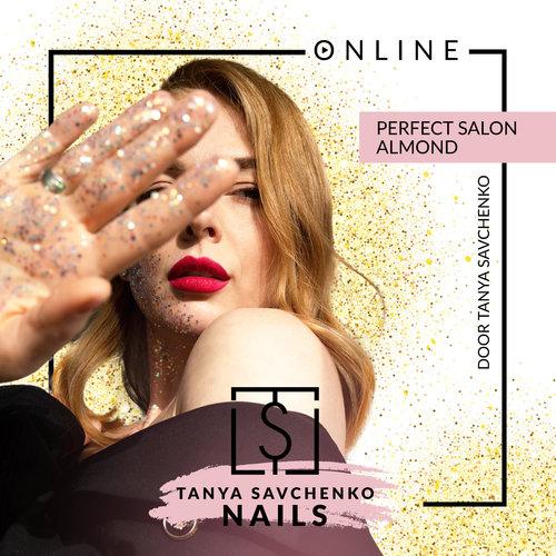 ONLINE ONLINE - Perfect Salon Almond