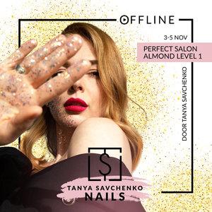 PSA 01 Perfect Salon Almond level 1 - 3, 4, 5 november