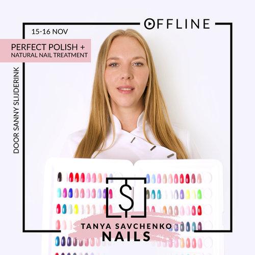 PERFECT POLISH Perfect Polish + Natural Nail Treatment door Sanny - 15 & 16 November