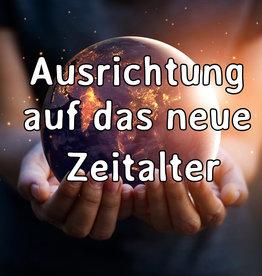 Quin'Taas Fest, Ausrichtung auf das neue Zeitalter 12. - 13.10.