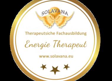 Ausbildung zum Energie Therapeuten