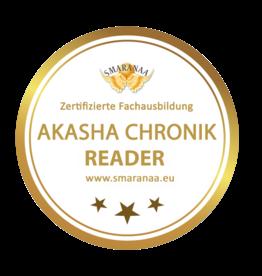 Smaranaa Zertifikat für Akasha Chronik Reader