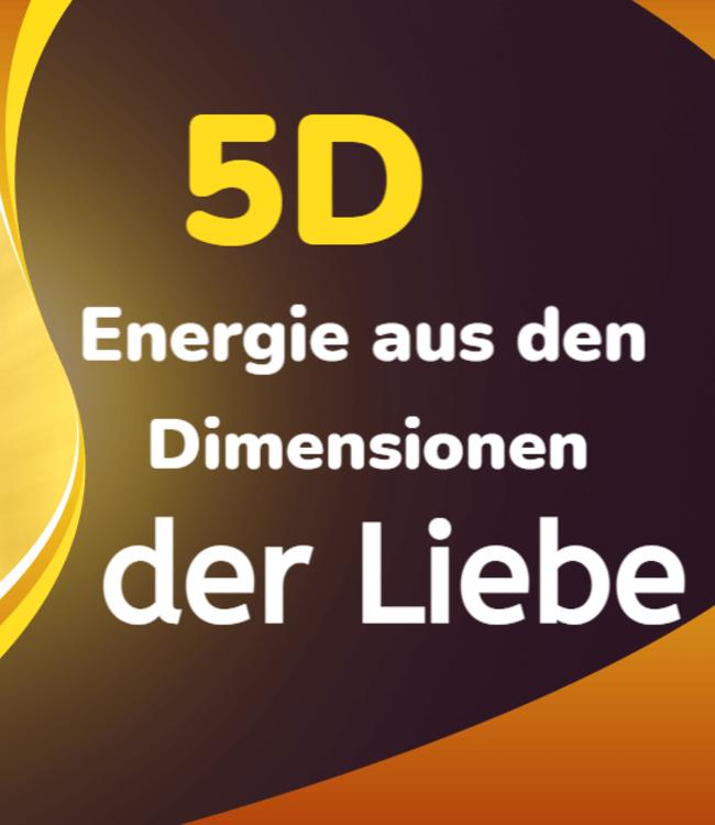 Smaranaa 5D Energie Übertragung