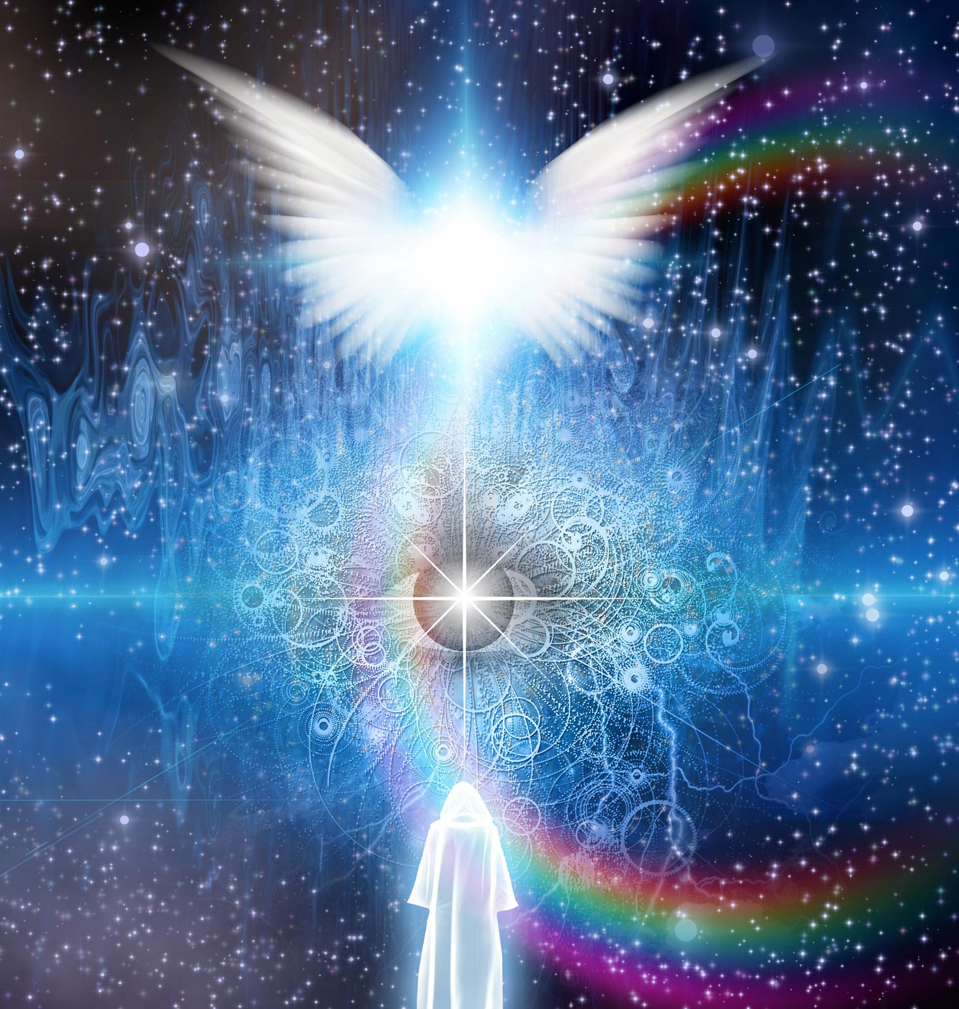 Die Verbindung zwischen Wissenschaft und Spiritualität. Ein Himmlisches Match !