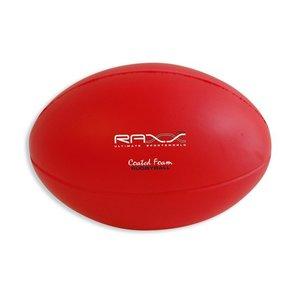 Rugbybal foam gecoat