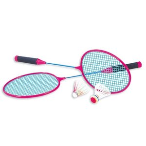 Badmintonrackets recreatie