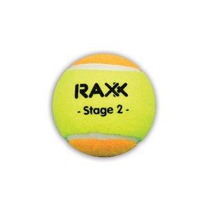 Tennisballen slow easy, set van 4
