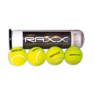 Tennisballen wedstrijd, set van 4