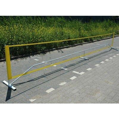 Mini tennisinstallatie - badmintoninstallatie