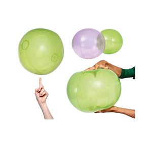 Grote bubbelbel bal, set van 2