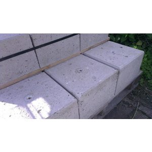 Betonanker/betonpoer