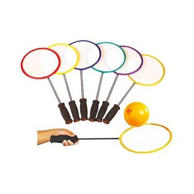 Badaloon rackets set met ballonnen