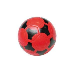 Voetbal met huid
