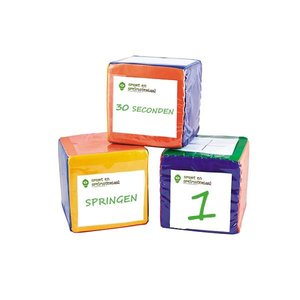 Beweeg kubus set 16,5cm
