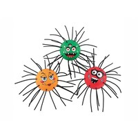 Spinbal, spiderball set van 3