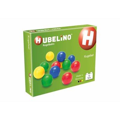 Hubelino uitbreidingsset knikkers 12 delig