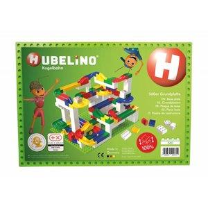 Hubelino bouwplaat