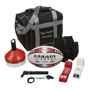 RAM Tag rugby set