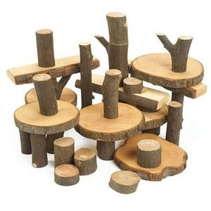 MAGIC WOOD ECO blocks hout