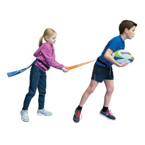 Flag rugby set
