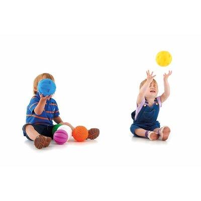 EDUPLAY Sensory ballen set van 6