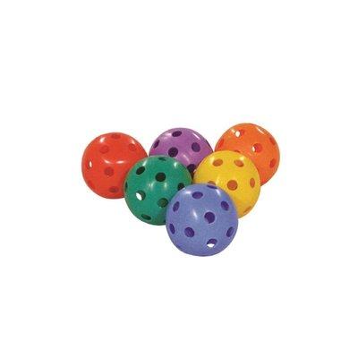 Gatenballen 7 cm, set van 6