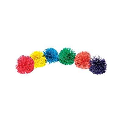 Pompom ballen set van 6