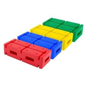 Spelblok multi, per stuk