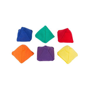 Pittenzakjes piramide set van 6